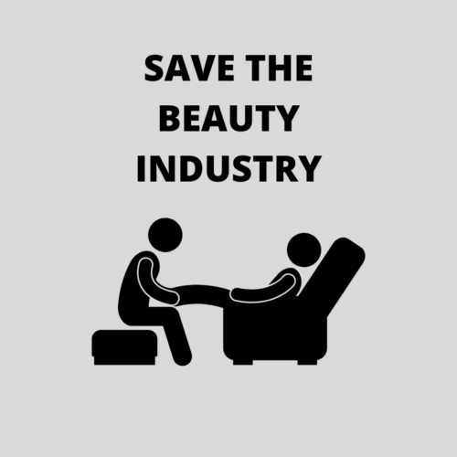 SAVE THE BEAUTY INDUSTRY