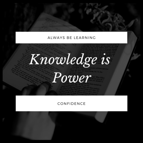 Knowledge is Power-2