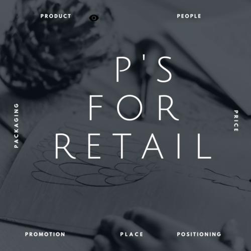 P;s for retail
